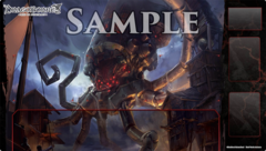 Dragoborne Rise to Supremacy - Oath of Blood (End of Tides) Playmat