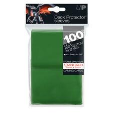 100ct Green Standard Deck Protectors