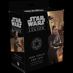 Star Wars Legion: Iden Veriso and ID10