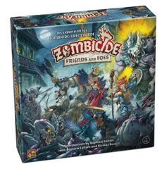 Zombicide: Green Horde - Friends and Foes Expansion