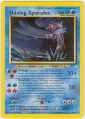 Shining Gyarados - 65/64 - Super Holo Rare - Unlimited Edition