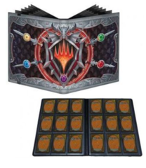 Adventures in the Forgotten Realms Stylized Planeswalker Symbol 9-Pocket PRO-Binder for Magic: The Gathering