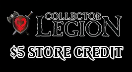 $5 Store Credit Gift Card
