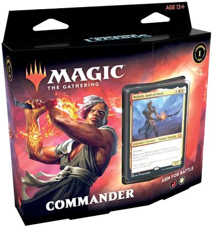 Commander Legends Commander Deck: Arm for Battle