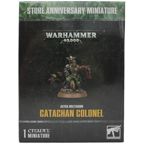 Astra Militarum: Catachan Colonel