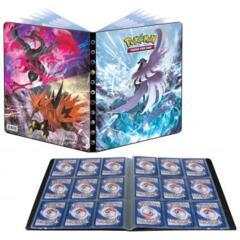 Sword and Shield 6 9-Pocket Portfolio for Pokémon - Articuno, Moltres and Zapdos