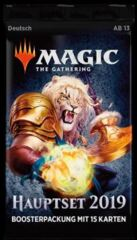 Core Set 2019 Booster Pack (German)