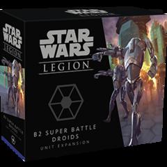 Star Wars Legion: B2 Super Battle Droids