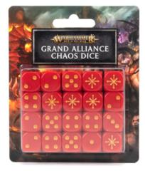 Grand Alliance Chaos Dice