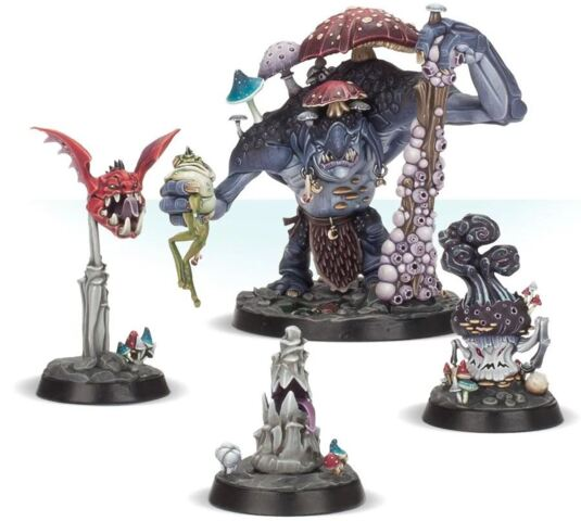 Gloomspite Gitz: Mollogs Mob