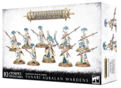 Lumineth Realm-Lords: Vanari Auralan Wardens