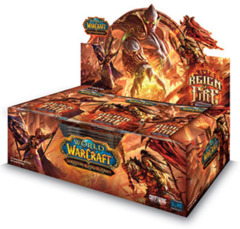 Reign of Fire Booster Box