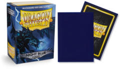 Dragon Shield Classic Standard-Size Sleeves - Night Blue - 100ct