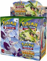 Pokemon XY6 Roaring Skies Booster Box