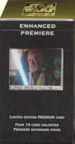 Enhanced Premiere Obi Wan Lightsaber Package