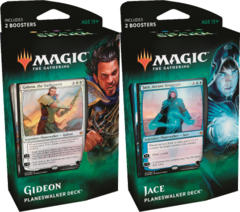 MTG War of the Spark Planeswalker Decks: Set of 2