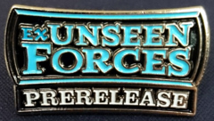 TCG EX Unseen Forces Prerelease Pin
