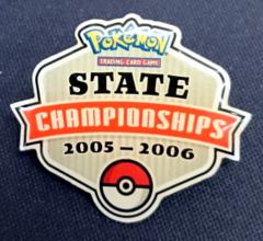 Pokemon TCG State Championships 2005-2006 Pin
