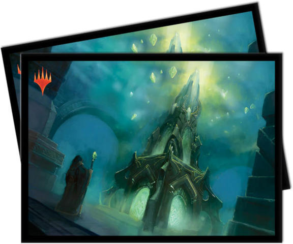 Ultra Pro Standard Size MTG Ultimate Masters Sleeves - Mana Vault - 100ct