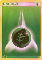 Grass Energy - 104/109 - Common - Reverse Holo