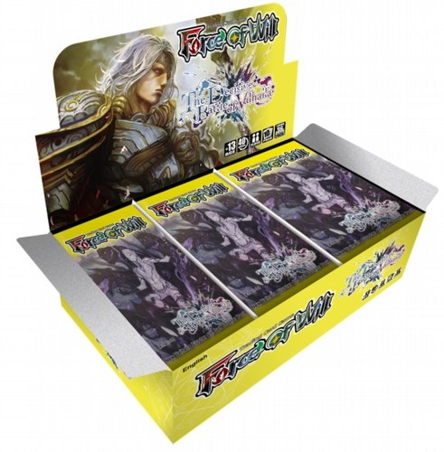 Force of Will V4 The Decisive Battle of Valhalla Booster Box