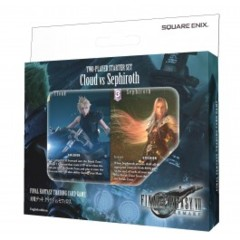 Final Fantasy TCG Cloud vs Sephiroth 2-Player Starter Set