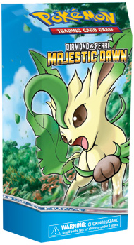 Pokemon Diamond & Pearl DP5 Majestic Dawn Theme Deck: Forest Force