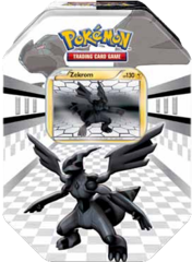 Pokemon 2011 Pokemon New Legends Tin - Zekrom