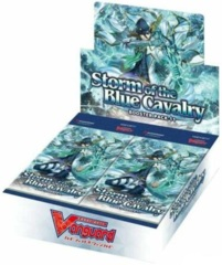 Cardfight!! Vanguard VGE-V-BT11 Storm of the Blue Cavalry Booster Box