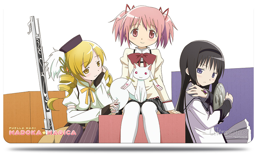 Ultra Pro Madoka Magica Blocks Playmat