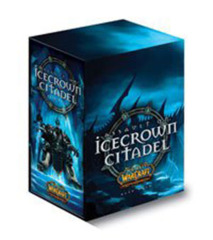 Assault on Icecrown Citadel Raid Deck Box