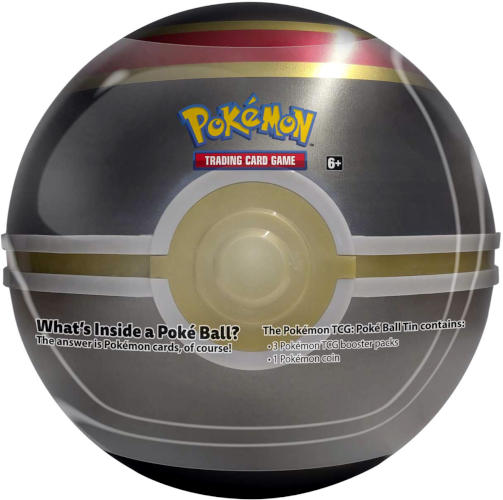 2019 Pokemon Luxury Ball Tin