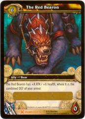 The Red Bearon Loot Card
