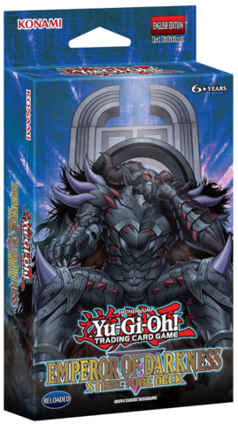 Yu-Gi-Oh Structure Deck: Emperor of Darkness