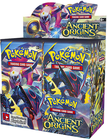 Pokemon XY7 Ancient Origins Booster Box