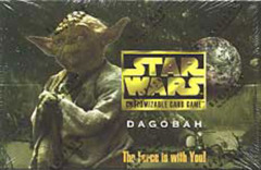 Dagobah Limited Booster Box
