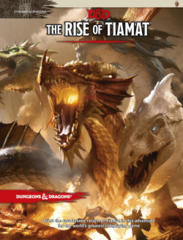 Dungeons & Dragons 5th Edition The Rise of Tiamat