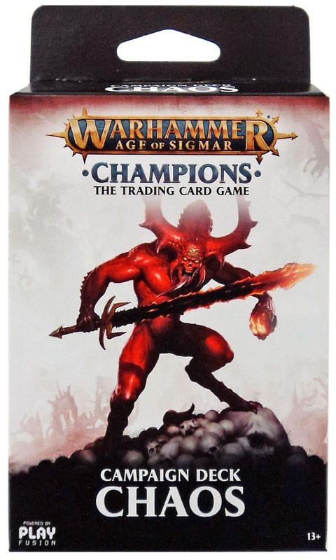 Warhammer Age of Sigmar Champions TCG: Chaos Campaign Deck