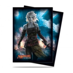 Ultra Pro Standard Size Shadows Over Innistrad Nahiri Sleeves - 80ct