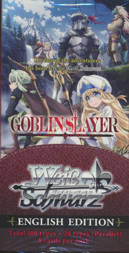 Weiss Schwarz Goblin Slayer Booster Box