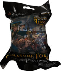 Wizkids Magic the Gathering Creature Forge: Overwhelming Storm Booster Swarm