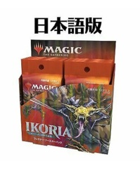MTG Ikoria: Lair of Behemoths COLLECTOR Booster Box (JAPANESE)