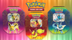Pokemon 2019 Elemental Power Tins - ALL 3 Tins