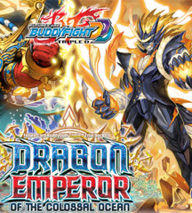 Buddyfight BFE-D-TD01 Emperor of the Colossal Ocean Trial Deck
