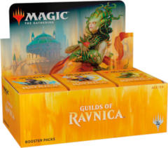 MTG Guilds of Ravnica Booster Box (English)