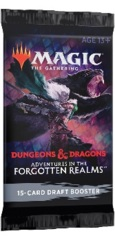 MTG Adventures in the Forgotten Realms DRAFT Booster Pack