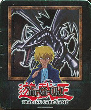 Yu-Gi-Oh 2002 Red Eyes Black Dragon Collectors Tin