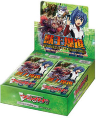 Cardfight!! Vanguard VGE-BT07 Rampage of the Beast King Booster Box