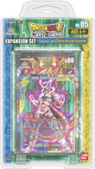 Dragon Ball Super Card Game DBS-BE05 Unity of Destruction Expansion Set