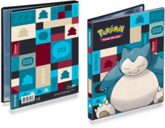 Ultra Pro Pokemon Snorlax 4-Pocket Portfolio